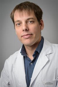 Chirurg Yannick Nijs