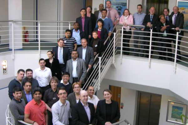 M25 Colorectal course in Basingstoke 2011